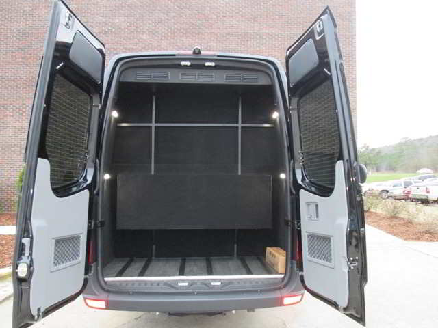 Photo of the Cargo area of a Sprinter Van, Clearwater Beach, Florida